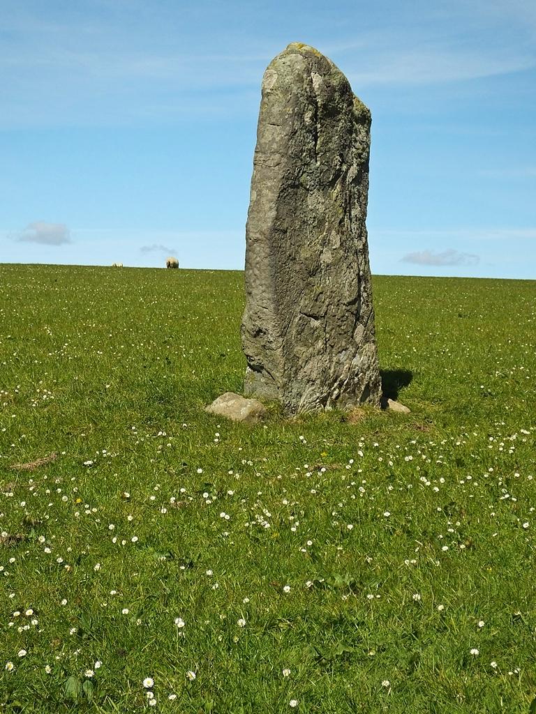 Moel-y-Sensigl Standing Stone