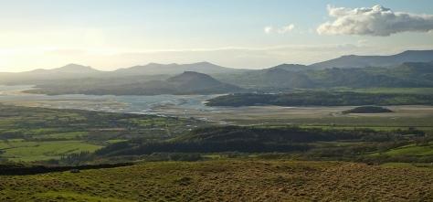 Estuarium rzeki Dwyryd i Półwysep Llŷn