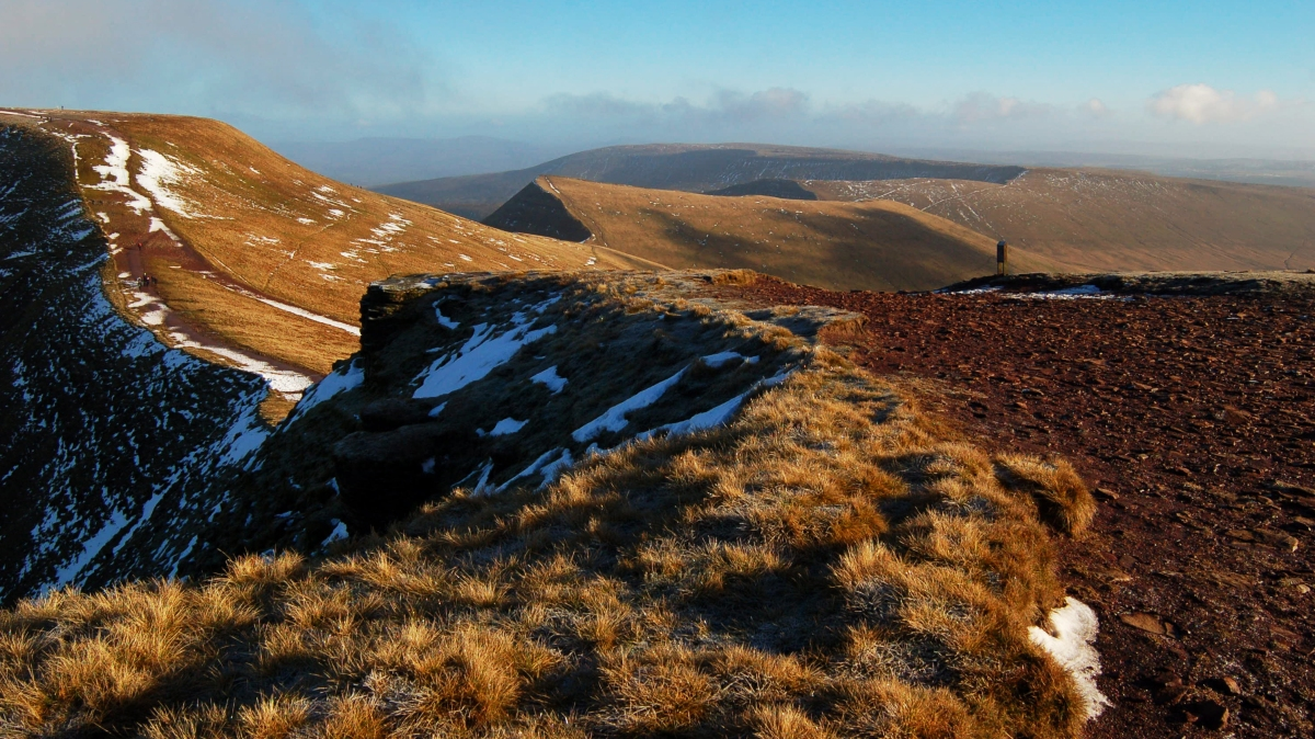 Pen y Fan i Cribyn