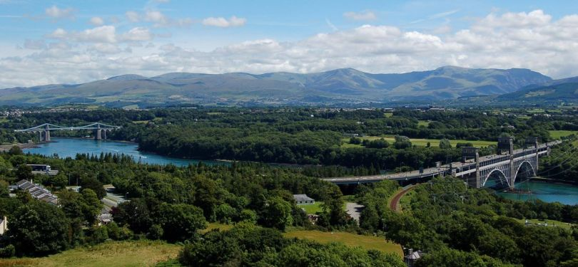 Anglesey i Snowdonia