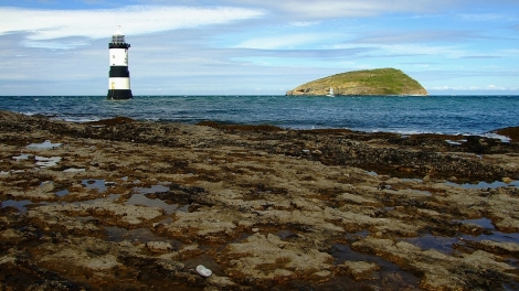 Latarnia morska Trwyn Du i Puffin Island