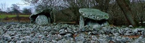 Dolmeny w Dyffryn Ardudwy
