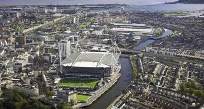 Town Centre & Cardiff Bay (featuring Millennium Stadium, Cardiff Castle & River Taff) investincardiff.com