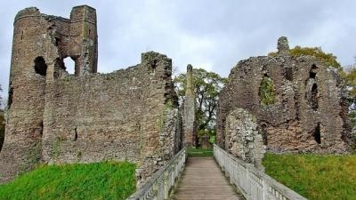 Zamek Grosmont