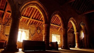 Kościół Świętego Mikołaja z Miry w Grosmont