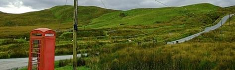 Pustkowie Środkowej Walii