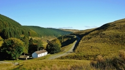 Green Desert of Wales - kaplica Soar y Mynydd