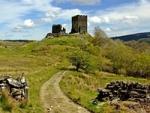 Dolwyddelan – siedziba walijskich książąt