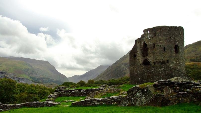 Dolbadarn Castle w Llanberis