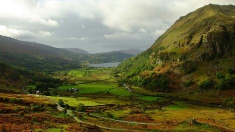 Nant Gwynant - Snowdonia National Park