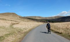Taff Trail, odcinek w Brecon Beacons