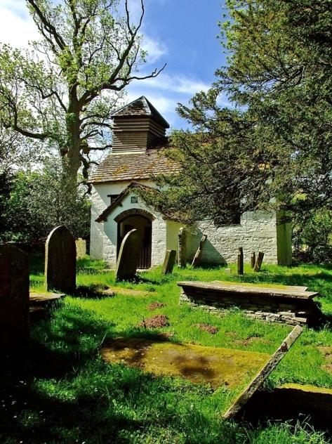 St. Mary's Church w Capel-y-ffin