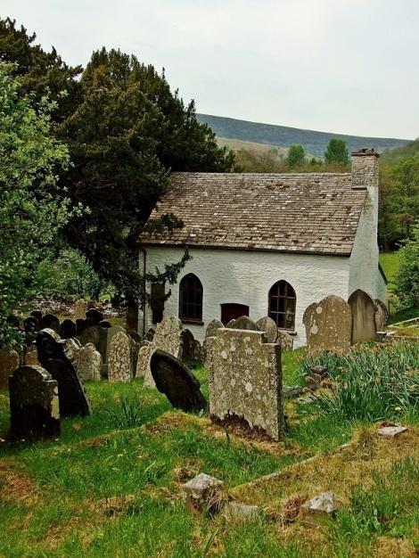 Kaplica baptystów w Capel-y-ffin