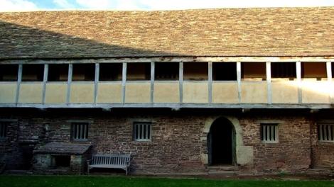 Tretower Court