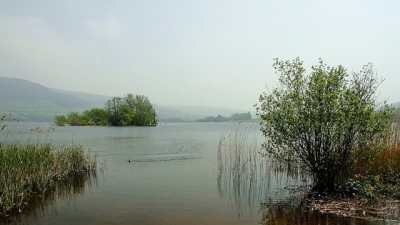 Crannog na Llangorse Lake