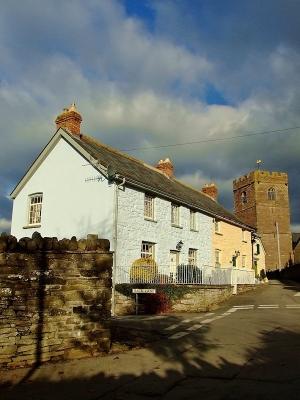 Kościół Świętej Gwendoline w Talgarth