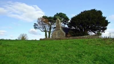 Kościół Świętego Beuno w Llanveynoe