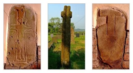 Wczesnośredniowieczne krzyże w Llanveynoe