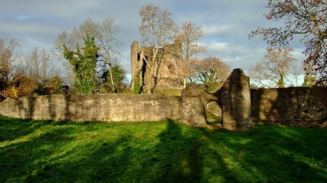 Longtown Castle
