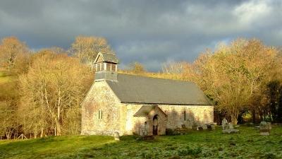 Kościół Świętego Ellywa w Llanelieu