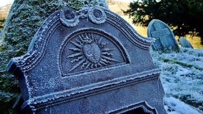 Stary cmentarz na Coedanghred Hill
