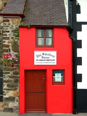 Najmniejszy dom w Wielkiej Brytanii