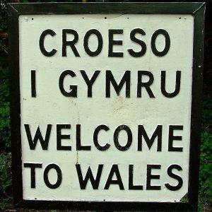 Croeso i Gymru - Witaj w Walii
