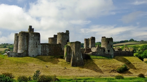 Kidwelly Castle
