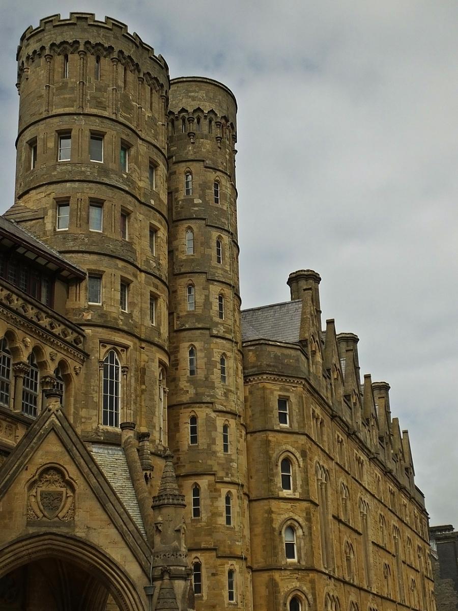 Aberystwyth - Old College