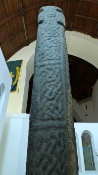 Wczesnochrześcijański krzyż z Llanbadarn Fawr