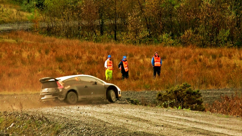 Rajd Wielkiej Brytanii (Wales Rally GB)