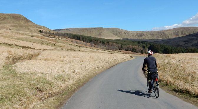 Na rowerze przez południową Walię – część 2