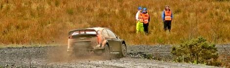Rajdu Wielkiej Brytanii (Wales Rally GB)