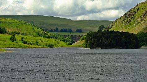 Jezioro Pen-y-garreg