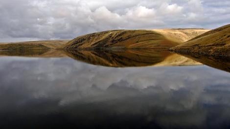 Jezioro Claerwen