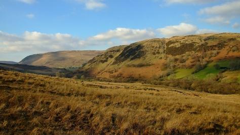 Dolina Claerwen