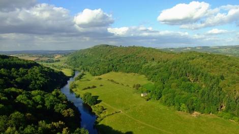 Dolina rzeki Wye - Symonds Yat