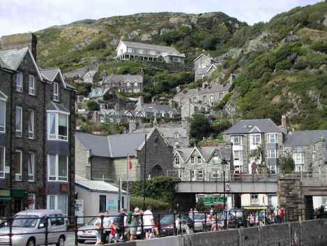 Barmouth by Maurice Clarke, www.cyclingnorthwales.co.uk