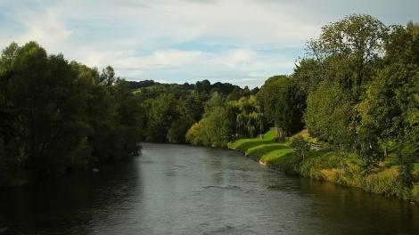 Dolina rzeki Usk