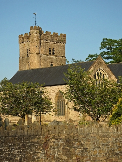 Priory Church of St Mary