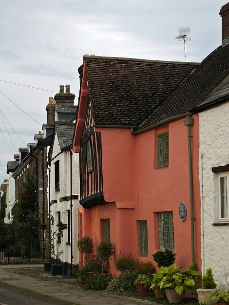 Usk - the Old House