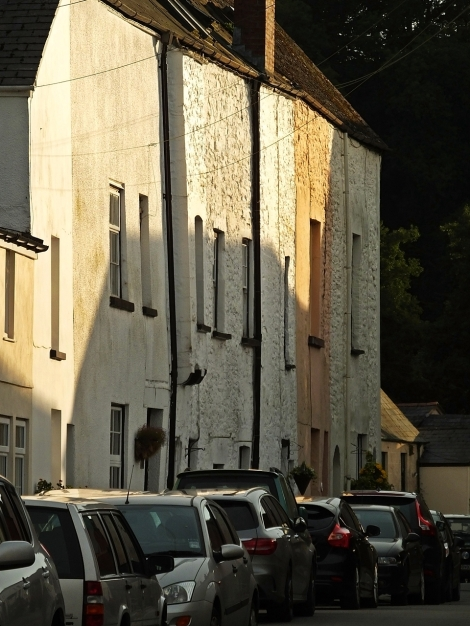 Usk - the Great House