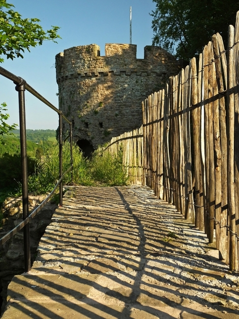 Usk Castle