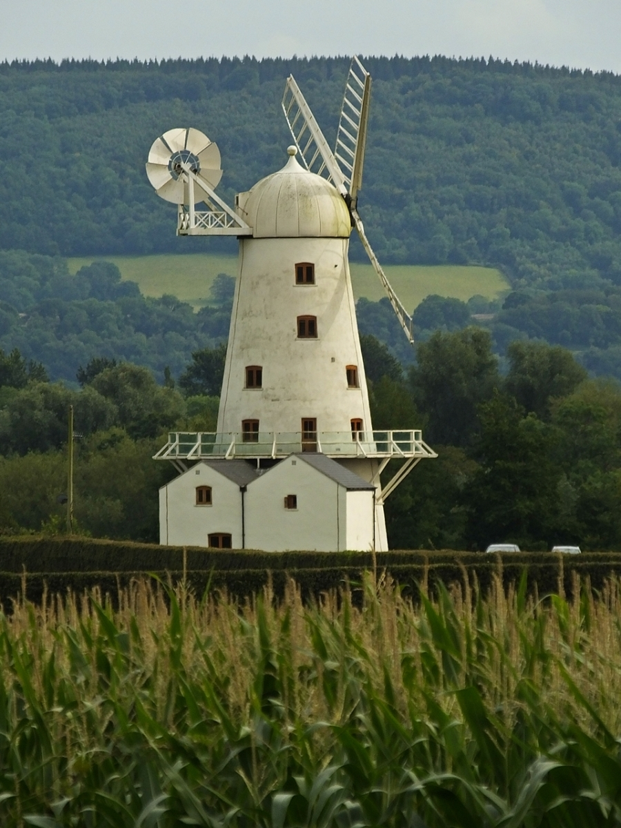 Llancayo Windmill