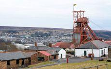 Big Pit, zabytkowa kopalnia