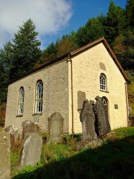 Kaplica baptystów Pant y Cellyn