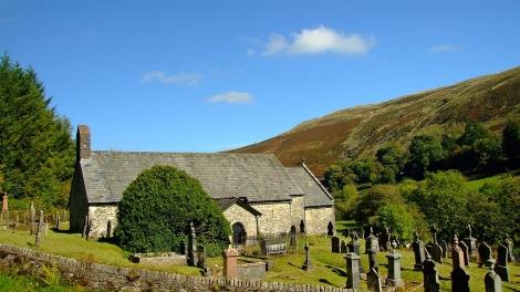Kościół w Llanwrtyd