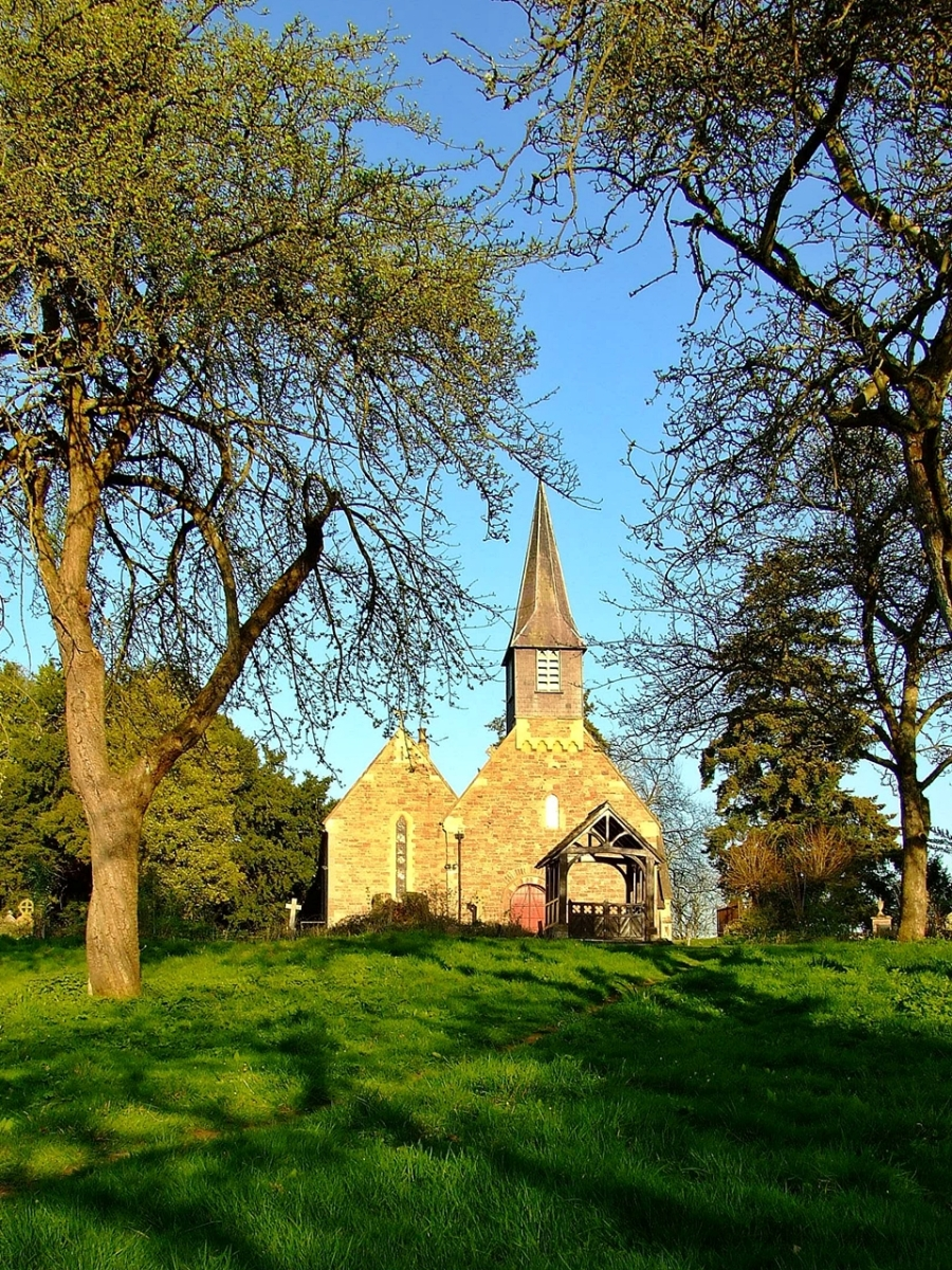 St Michael's Church w Breinton