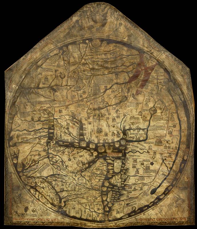 Herefordzka Mappa Mundi