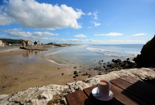 Plaża w Pendine
